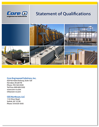 Brochure Statement of Qualifications