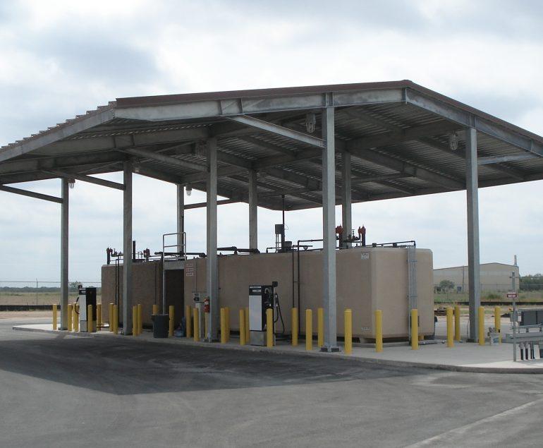 USBP Texas Vehicle Dispensing