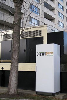 Fuel Filtration