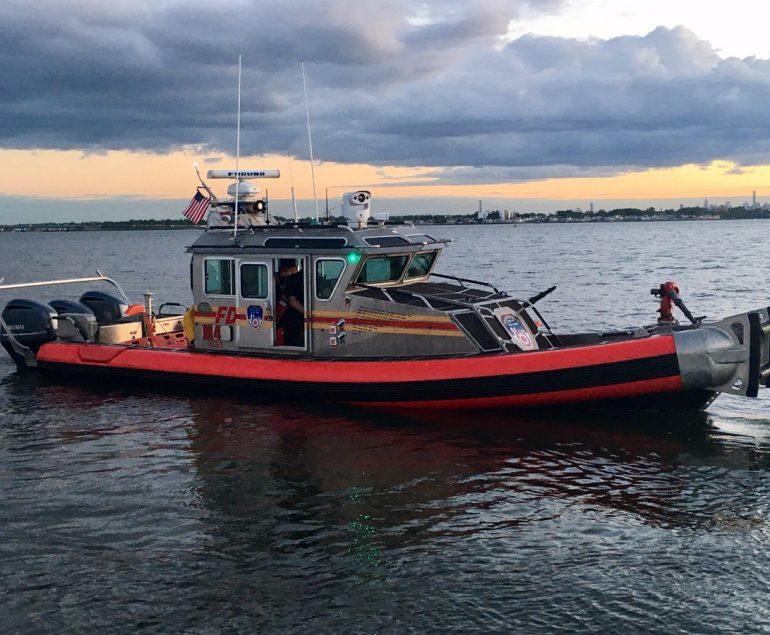 FDNY Marina Fueling