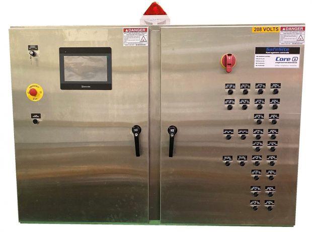 SafeSite Fuel Oil System Controls