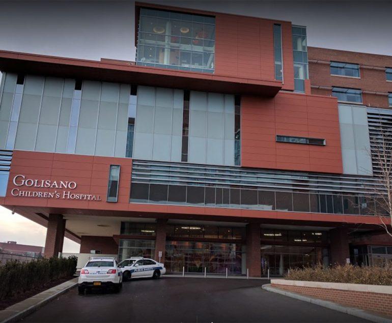 Golisano Childrens Hospital Front