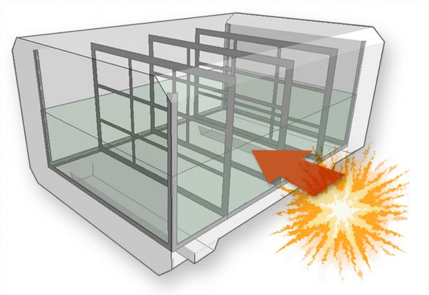 Convault Blast Analysis