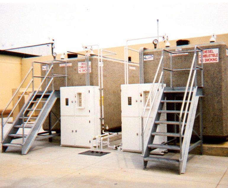 Alcatel Emergency Power