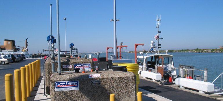 Marina Fueling USCG